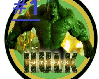 Incredible Hulk large birthday party pinata 16 x 4 in