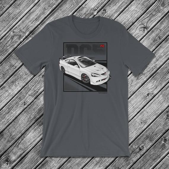 JDM Honda Integra Type R DC5 T Shirt   Acura, Stance, Tuning, Import,  Japanese, Bride, Slammed
