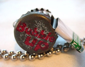 Vintage bottlecap Whistle | Art Collectables | Coach Gift | Jewelry Necklace | Toys and Games | Party Favors | Noisemakers |Team Sports