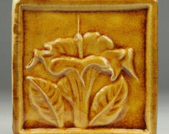 Datura Bloom Tile