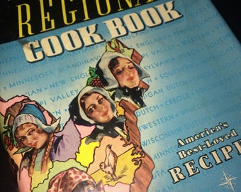 1939 The United States Regional Cookbook
