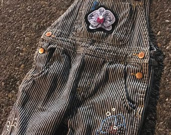 Orchid Kid's Overalls