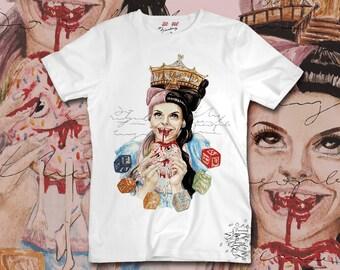 Melanie Martinez MAD-T-shirt