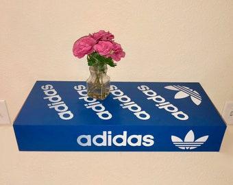 Adidas Floating Shelf  (Size Options Available)