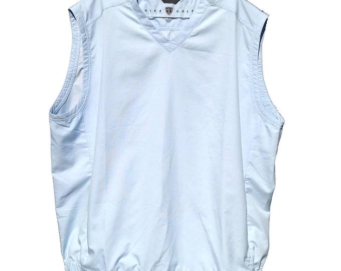 XL Nike Golf Sleeveless Pullover