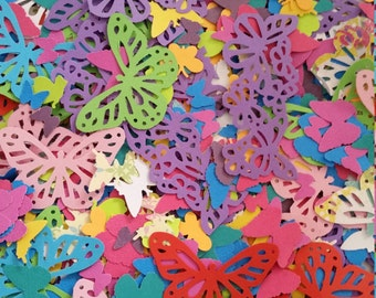 Butterflies Papper Punchies