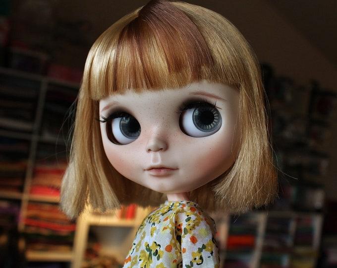 "OOAK custom Blythe doll ""Darcy"""