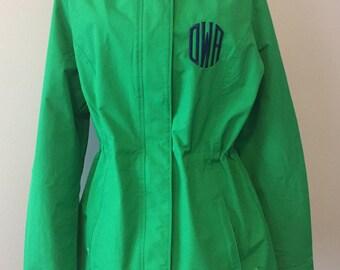 Logan Jacket, Monogrammed Jacket, Women's Jacket, Charles River, Clothing, Monogrammed Gifts, Personalized Gift