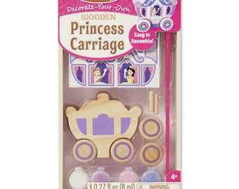 little engineers will enjoy making their own carriage