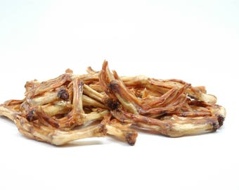 Duck Feet - Bag of 100 (3LB) All Natural from Top Dog Chews