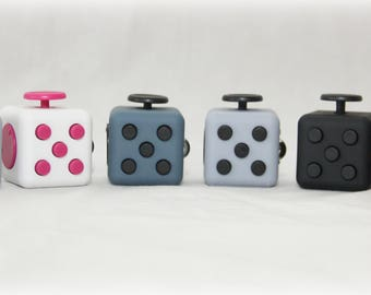 Fidget Cube Toy | Sensory Toys Autism | Fidget Toys for Kids | Fidget Toys for Adults | Stress Relief Toys | Clicker Toy | Toys Autistic