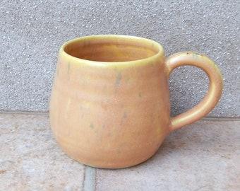 Cuddle mug coffee tea cup hand thrown stoneware pottery ceramic handmade wheelthrown