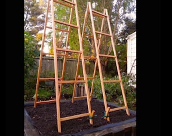 48 Inch Vegetable Trellis-Twin Pack