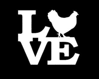 Love Chickens!