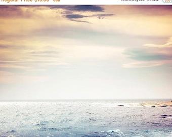 ON SALE nautical prints beach photography sky 8x10 24x36 fine art photography ocean print beach theme decor nautical artwork sunset photogra