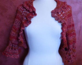 wool shrug size S / M