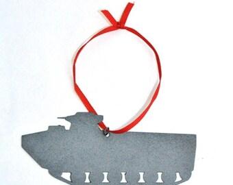 Marine AAV ornament
