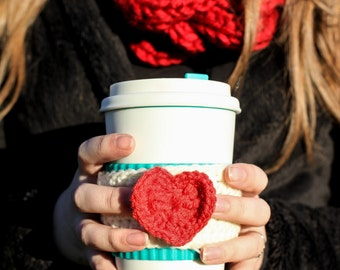 Cup Sleeve (Cup Sweater)