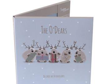 The O'Dears Christmas Card Pack