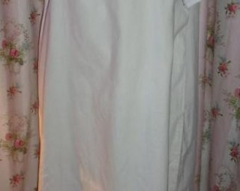 A vintage linen shirt