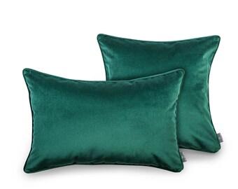 Deep Forest High Quality Velvet Pillow Cushion