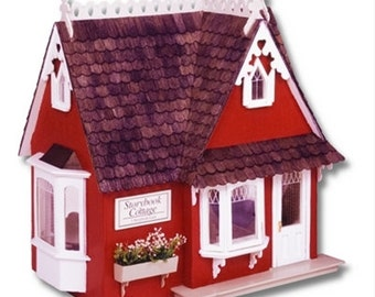 Greenleaf The Storybook Cottage Dollhouse Kit