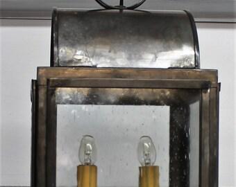 Hanging Tin Lantern CHL-101H