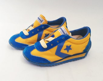 childrens converse starfire sneaker little kids size 8.5
