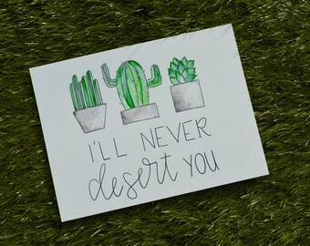 Custom Prints - Cactus