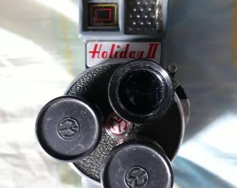 Mansfield Holiday II 8mm Movie Camera