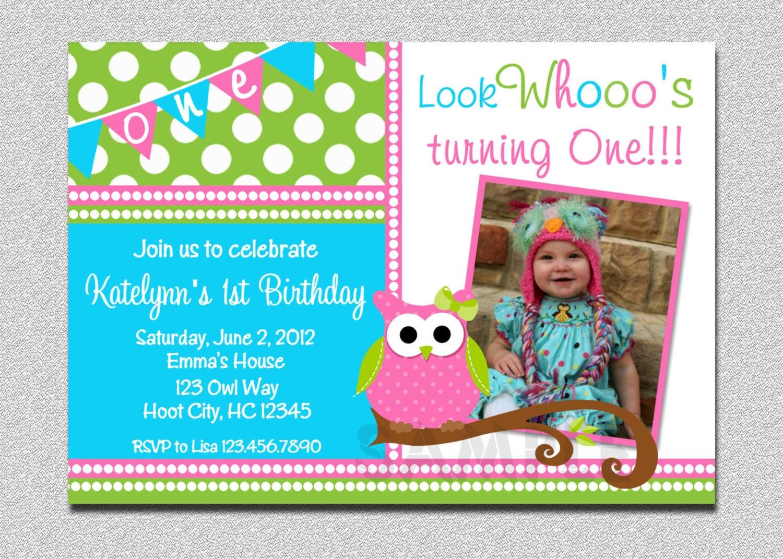 Owl birthday invitations doritrcatodos owl birthday invitations filmwisefo
