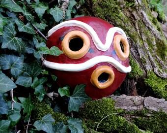 Commande spéciale masque Mononoké + oreilles