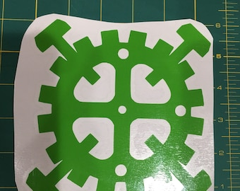 Type O Negative Hammer Symbol