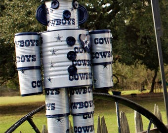 Dallas cowboy's Tin man