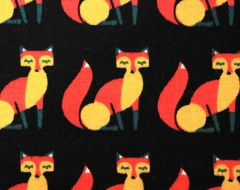 Foxes fabric, Foxes quilting cotton fabric, Vixen fabric UK shop, quilting cotton fabric, quilting fabric, UK quilting shop, UK fabric shop