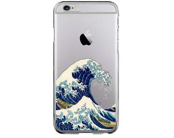 coque iphone 6 la vague