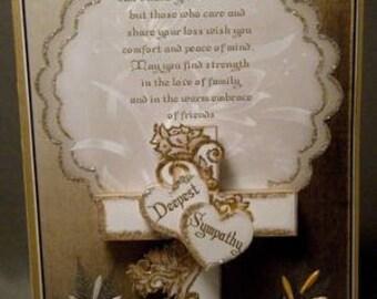 Golden Cross Sympathy