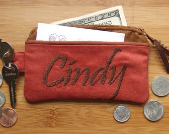 Personalize Ladies Fashion Coin Purse