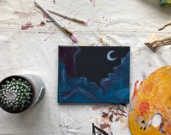 Dreamscape Oil Painting