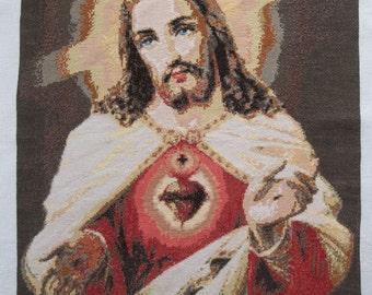 Cross Stitch - Religious Cross Stitch - Jesus Cross stitch - Punto de Cruz