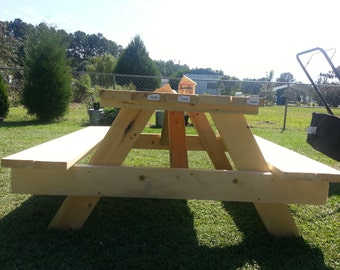 picnic table 5 ft