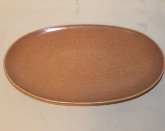 Vintage Mid Century Russel Wright Steubenville Gravy Boat Liner or Relish Tray