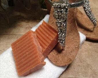 Sandalfoot Natural Exfoliating Soap