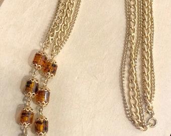 Vintage Rare Sara Coventry Necklace