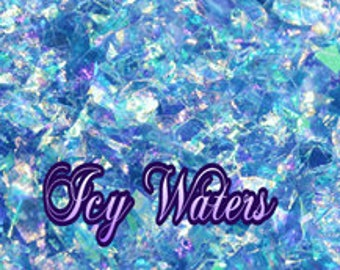 Icy Waters Holograph