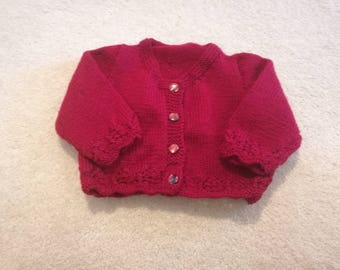 Cardigan for Baby Girl