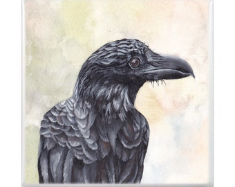 Trivet: Crow