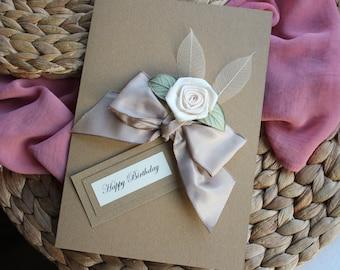 Personalised handmade st first one year wedding anniversary