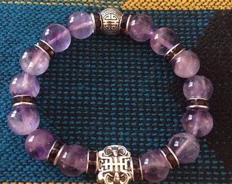 Gemstone & Aromatherapy Bracelets