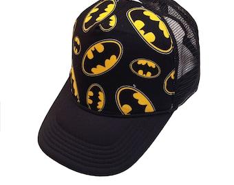 Bat Trucker Hat-Youth Size